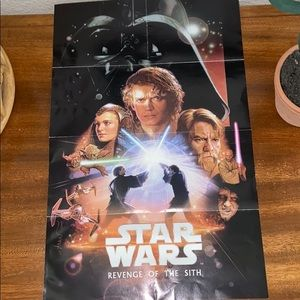 Star Wars Other Revenge If The Sith Poster Poshmark